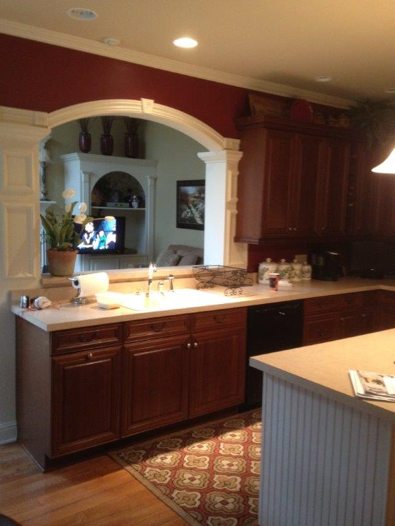 Archway Kitchen | Artisan Interiors And Builders