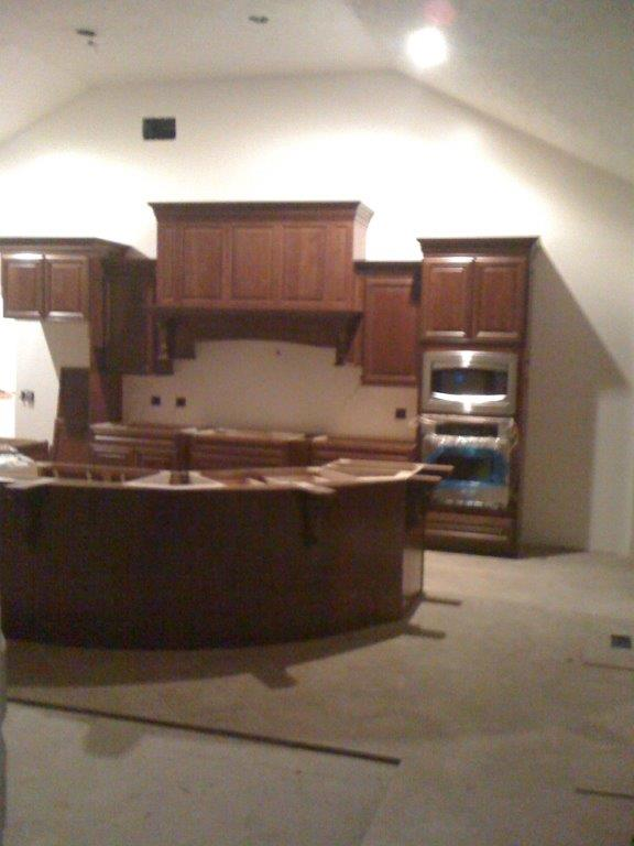 circular island kitchen artisan interiors and builders kitchen islands with soft lines make the kitchen of more